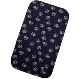Help for Heroes Medium Paw Print Dog Blanket