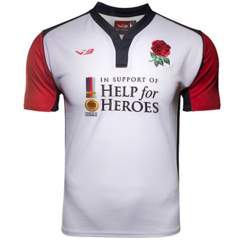 Lovell England Rugby Shirt