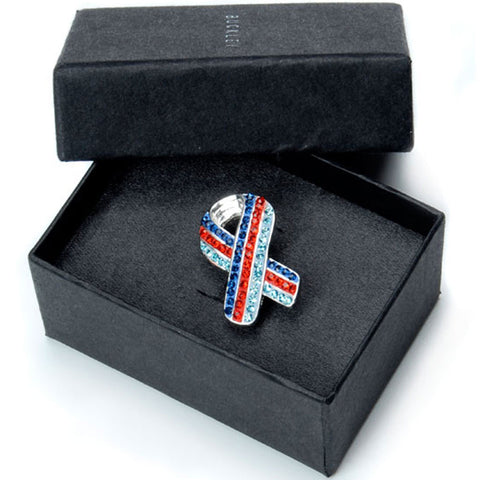 Help for Heroes Ribbon Broach