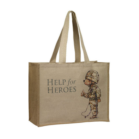 Help for Heroes Juco Bear Bag