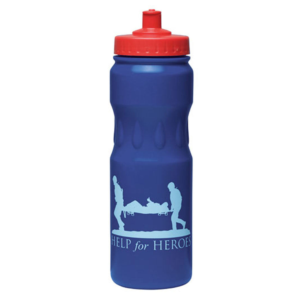 Help for Heroes Water Bottle