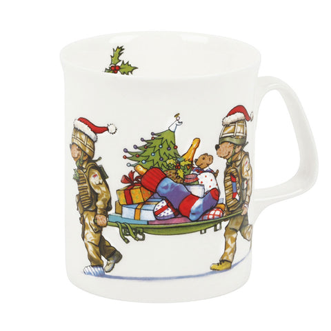 Help for Heroes Bearing Gifts Mug