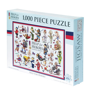 Help for Heroes Jigsaw Puzzle