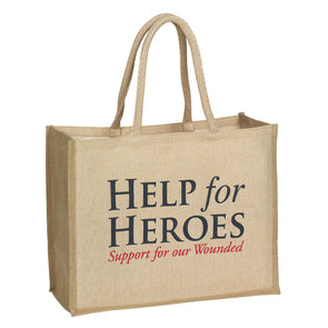 Help for Heroes Essential Juco Bag