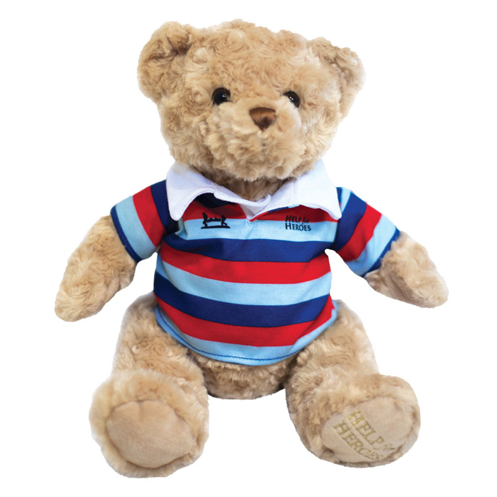 Help for Heroes Rugby Hero Bear