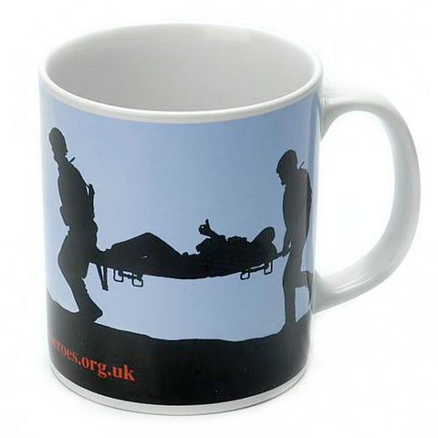 Help for Heroes Stretcher Bearer Mug
