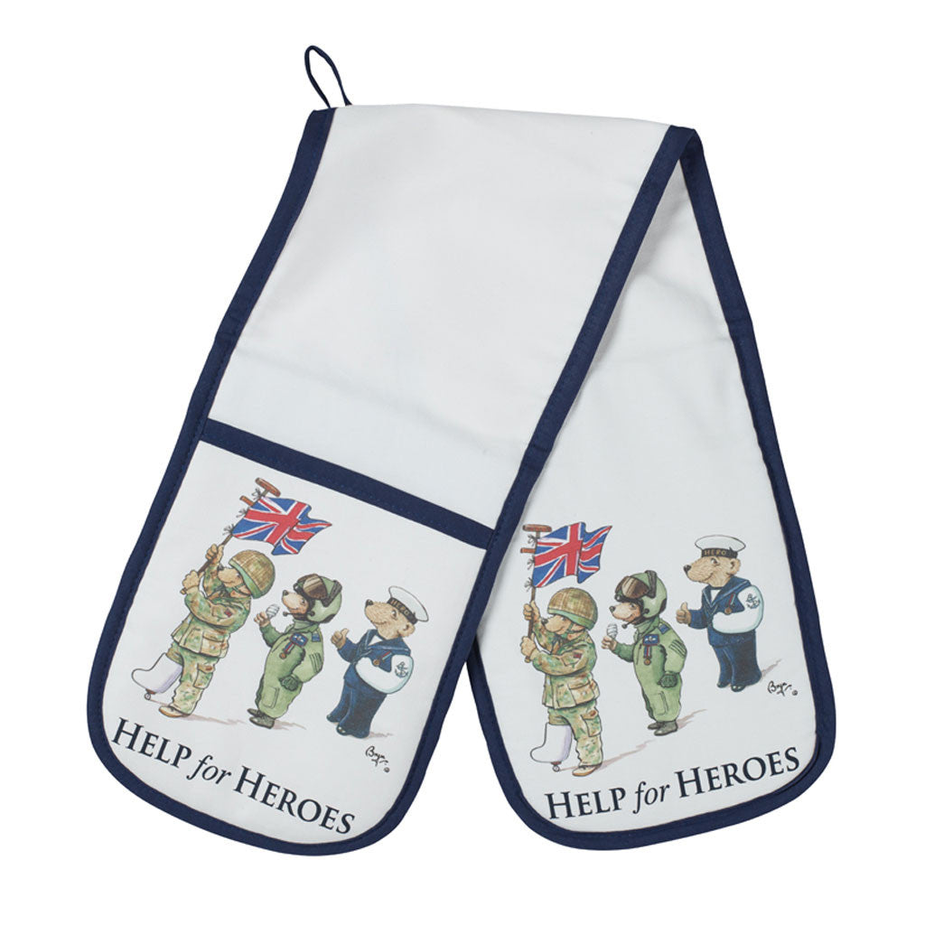 Bears on Parade Oven Glove