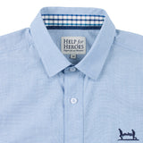 H4H Detail on Short Sleeve Shirt