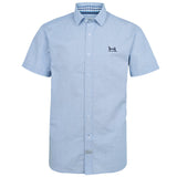 Light Blue Short Sleeve Shirt