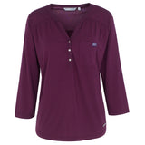 Help for Heroes Grape Dalton Blouse