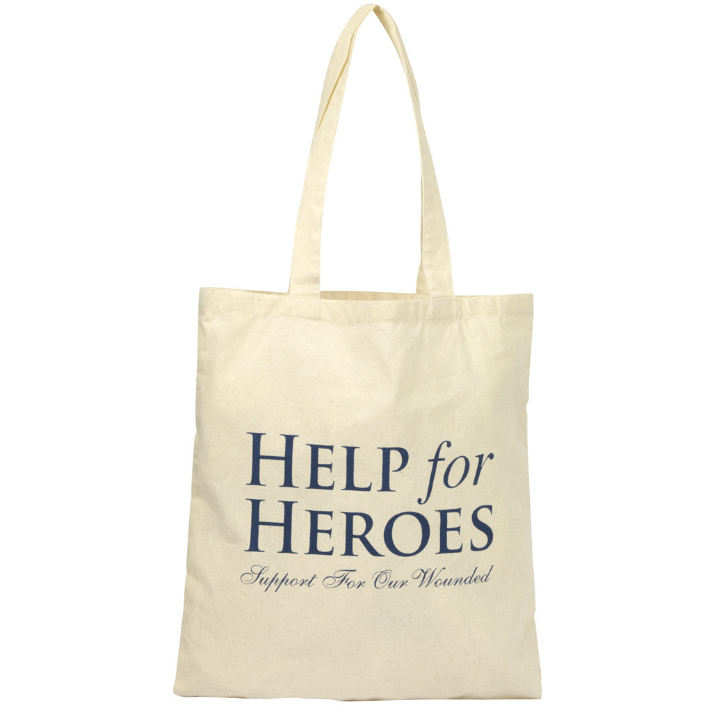 Help for Heroes Essential Shopper Bag