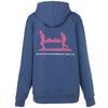 Help for Heroes Women's Pull on Blue Hoody