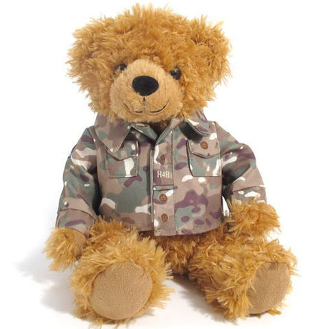Help for Heroes Medium Hero Bear