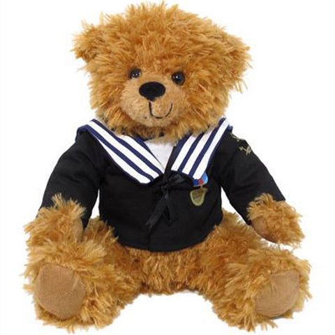 Help for Heroes Medium Navy Bear
