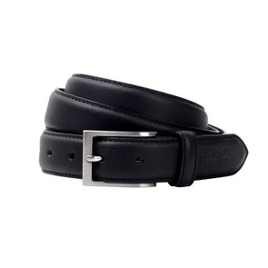 Help for Heroes Black Leather Belt