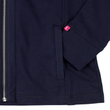 Pocket detail on Help for Heroes Navy Sweatshirt