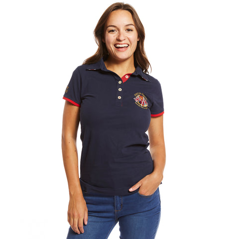 Help for Heroes 10th Anniversary Women's Polo