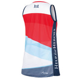Help for Heroes Tri-Colour Running Vest