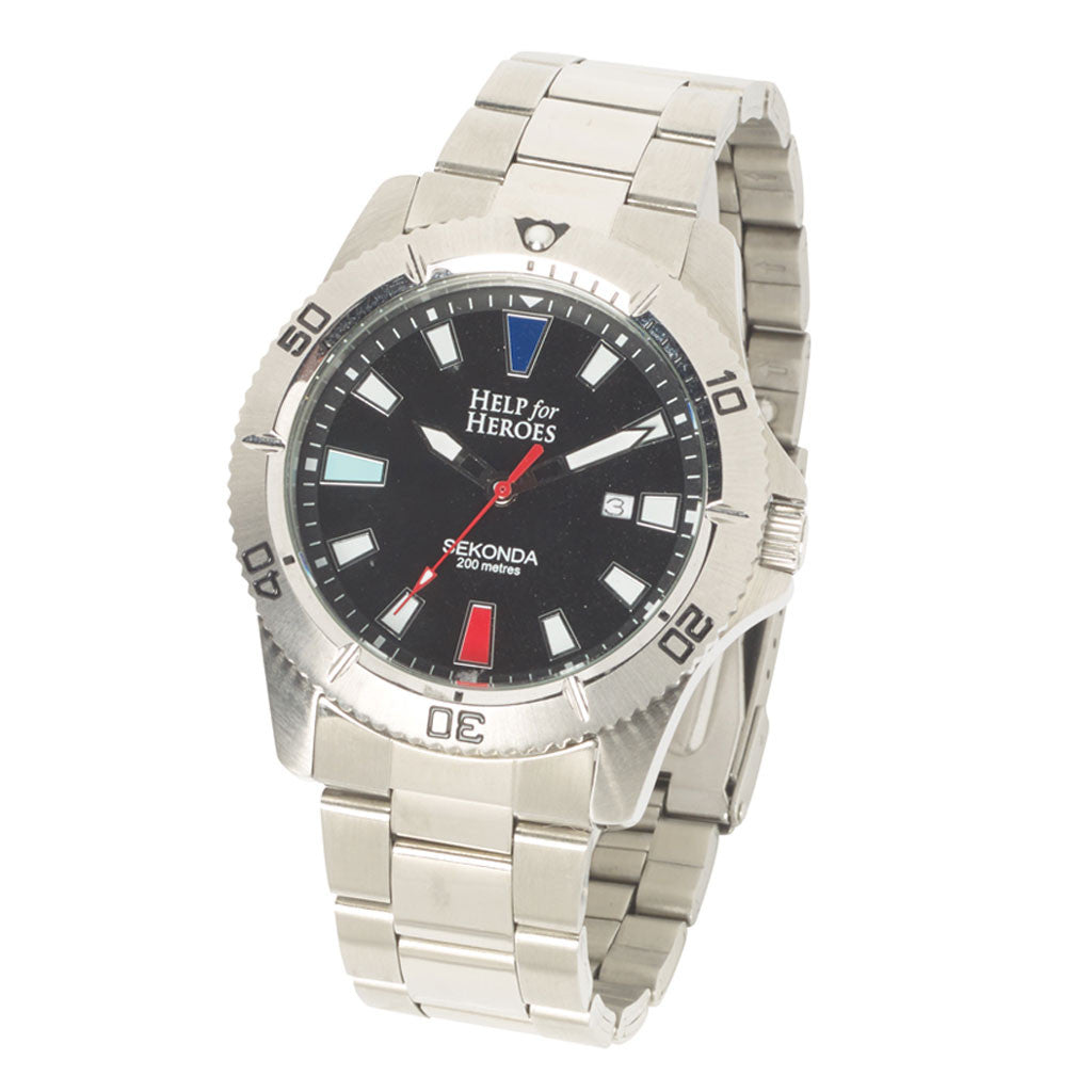 Help for Heroes Sekonda City Watch