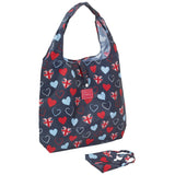 Help for Heroes Foldaway Tri-Heart Bag
