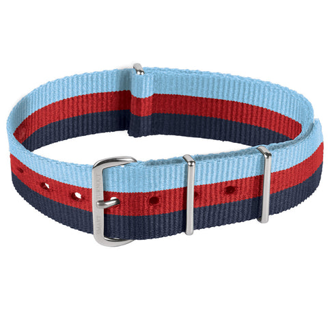 Help for Heroes Tri-Colour Watch Strap