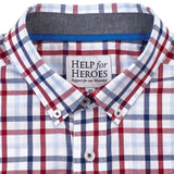 Check Shirt detail