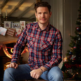 Help for Heroes Keswick Flannel Shirt