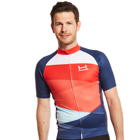 Help for Heroes Tri-Colour Cycling Shirt