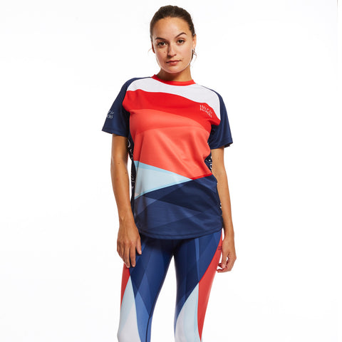Help for Heroes Tri-Colour Sports Leggings