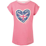 Help for Heroes Cherry Blossom Boyfriend Olivia T-Shirt