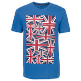 Help for Heroes Trooping the Colour Blue T-Shirt