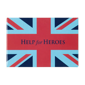 Help for Heroes Union Jack Magnet