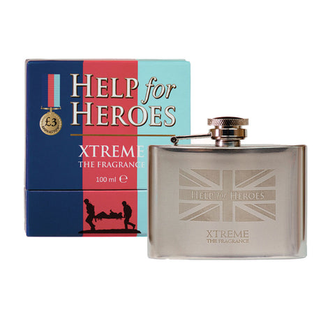 Help for Heroes Xtreme Fragrance for Men
