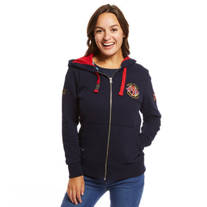 Help for Heroes 10th Anniversary Zipped Hoody
