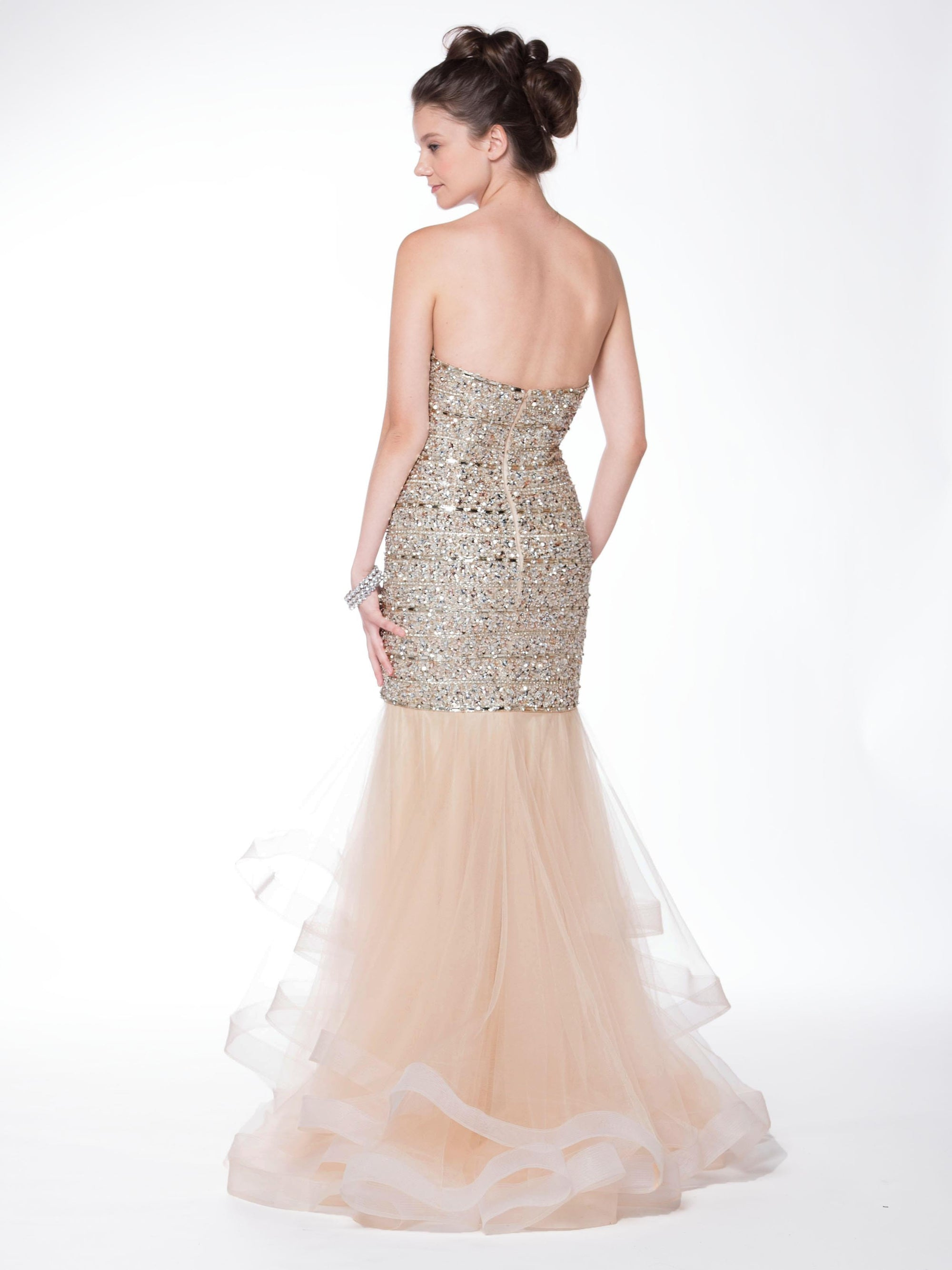 COLOR COUTURE PROM DRESSES