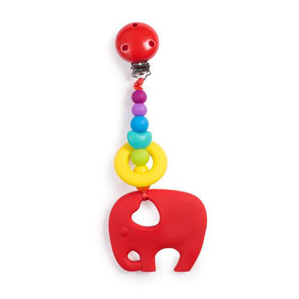 Clippable Elephant Teething Toy-Kids - Girls - Accessories-Lilith Loves  Henry-Blue 4fb550e39