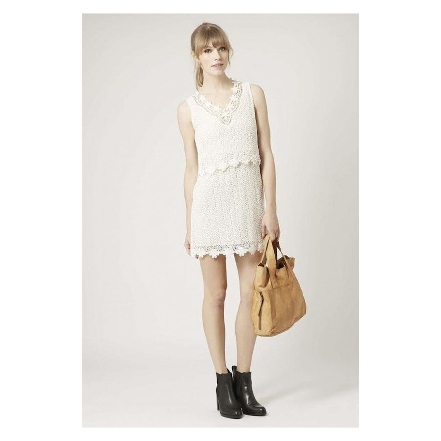 Lace Dress Cream