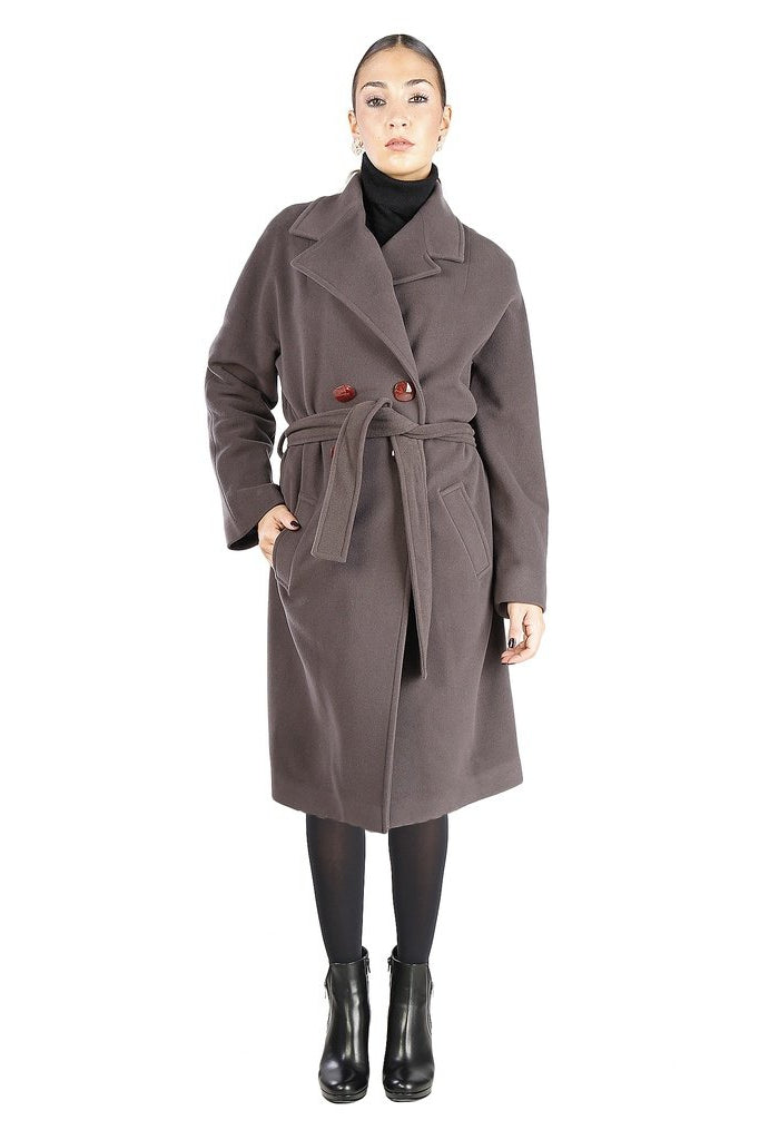 Fontana 2.0 CHANDRA-Women - Apparel - Outerwear - Coats-Fontana 2.0-42-Très Fancy