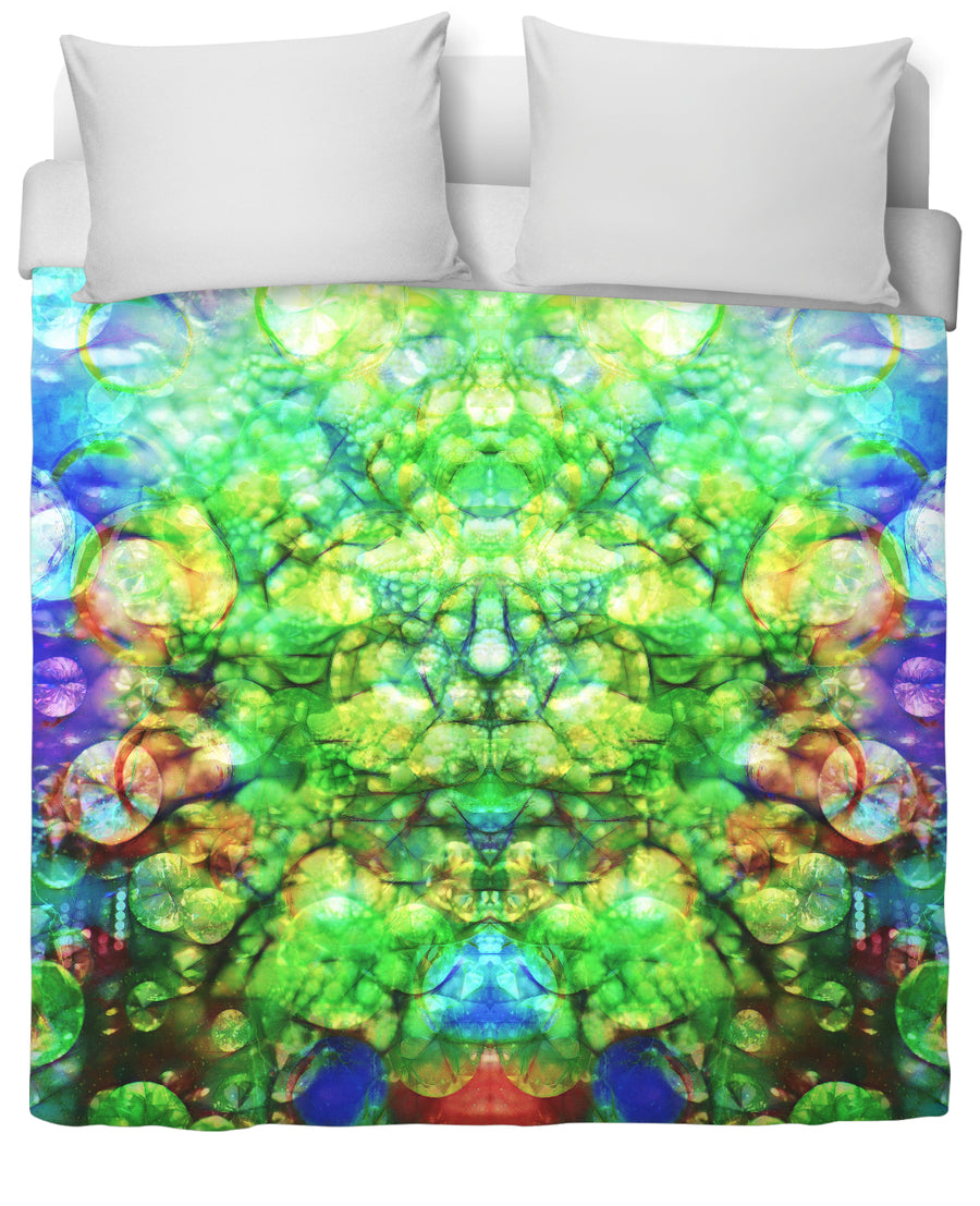 BASS IMMORTAL 30 Duvet Cover-Duvet Covers-FaceGlue-Twin-Très Fancy