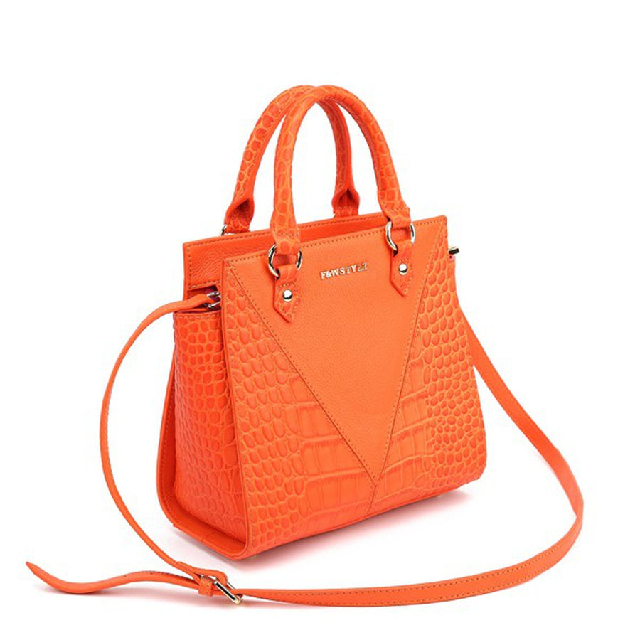 Orange Bella Bag