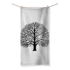 Fall/ Winter Tree silhouette Sublimation All Over Towel