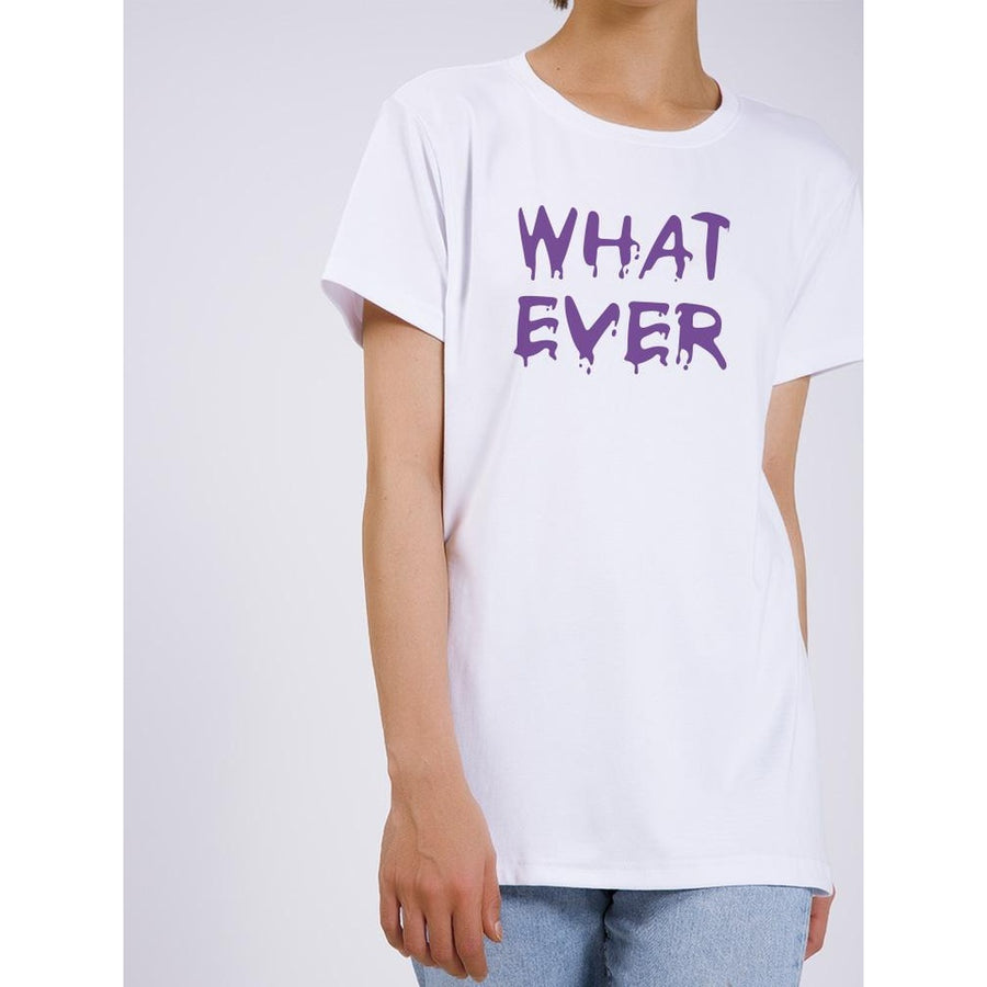 The Very Cool Whatever T-shirt-whatsmode-Black-XS-Très Fancy