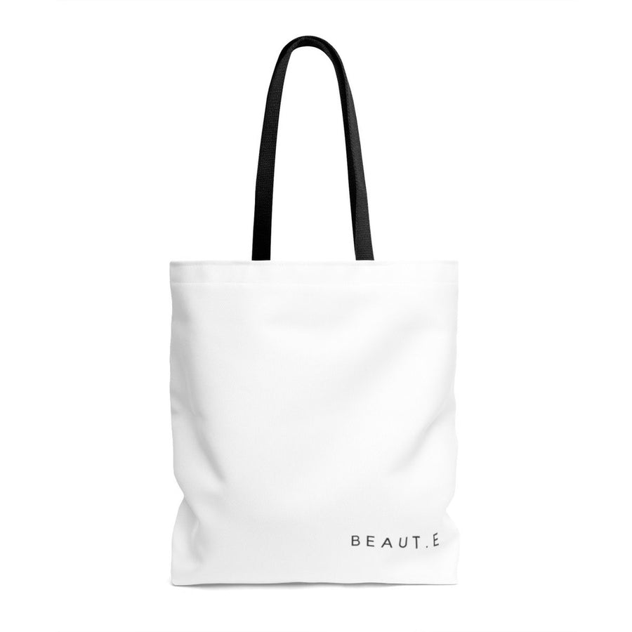 """Not A Plastic Bag"" Shopping Tote-Women - Bags - Totes-BEAUT.E-Small-Très Fancy"