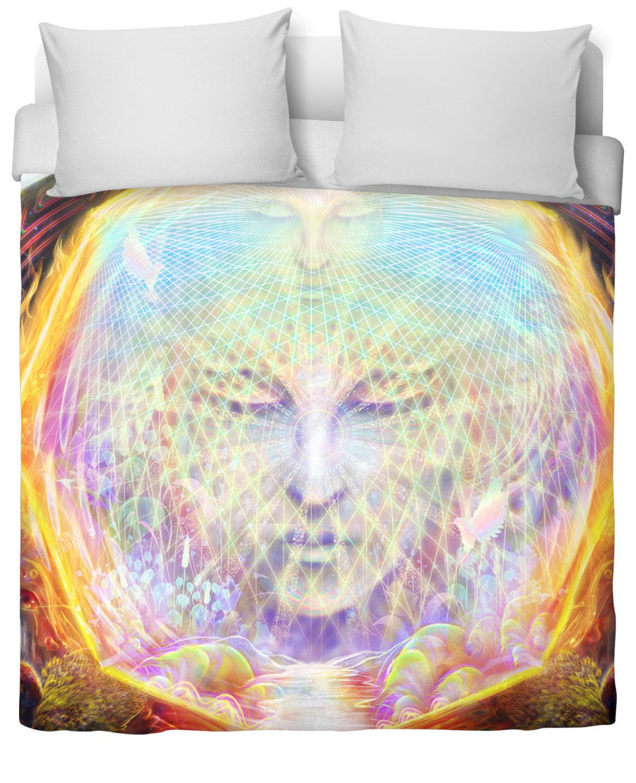 The Dream Portal Duvet Cover-Duvet Covers-LouisDyer-Twin-Très Fancy