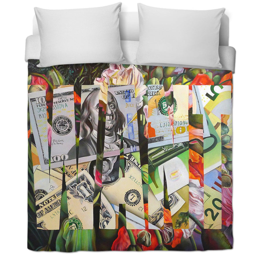 Dream of Want Duvet Cover-Duvet Covers-J_Kisielewicz-Twin-Très Fancy