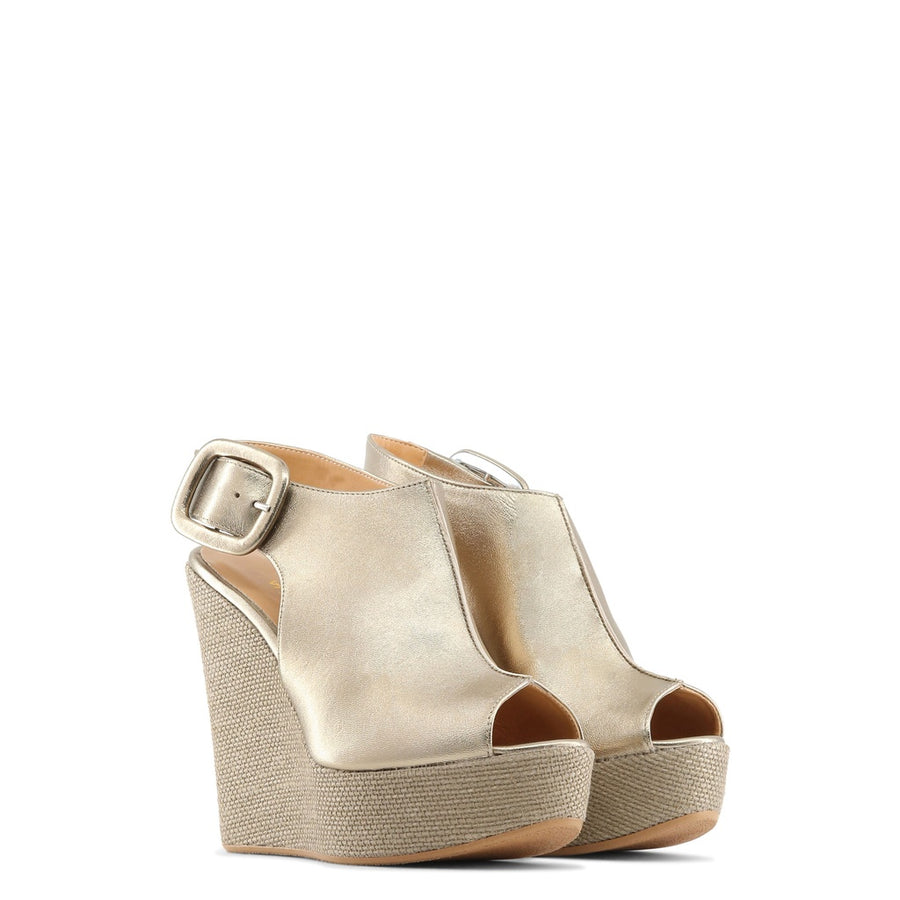 Made in Italia CLOTILDE-P-Shoes - Wedges-Made in Italia-39-Très Fancy