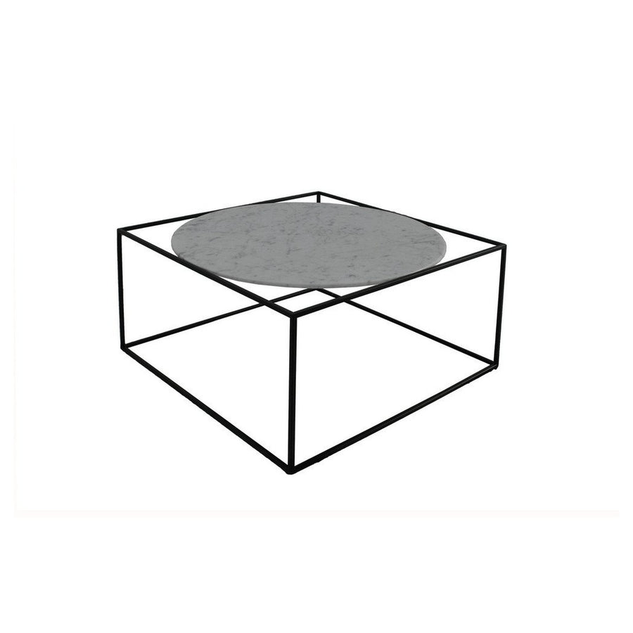 Ella Marble & Iron Coffee Table | GFURN-Home - Furniture-GFURN Design Furniture-Très Fancy