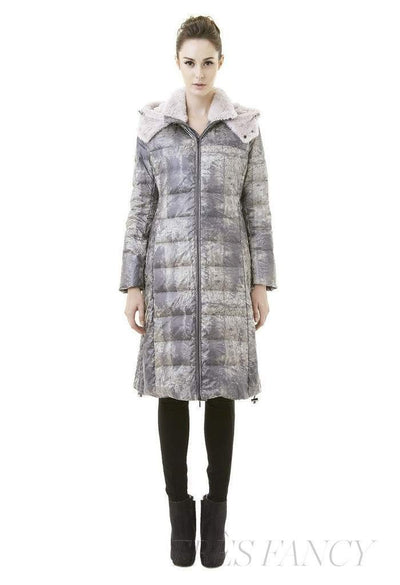818A-Women - Apparel - Outerwear - Coats-SNOWMAN New York-XS-Très Fancy