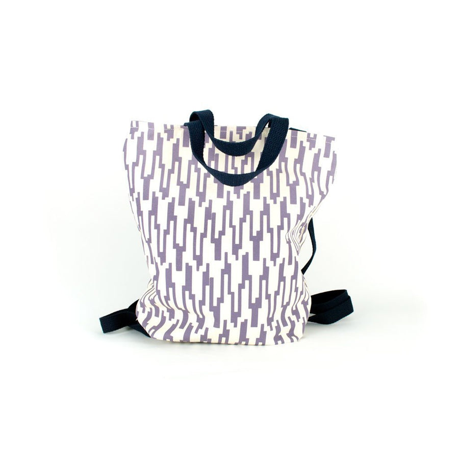 Backpack-Women - Bags - Backpacks-Tim Eads-Drift Lavender-Très Fancy