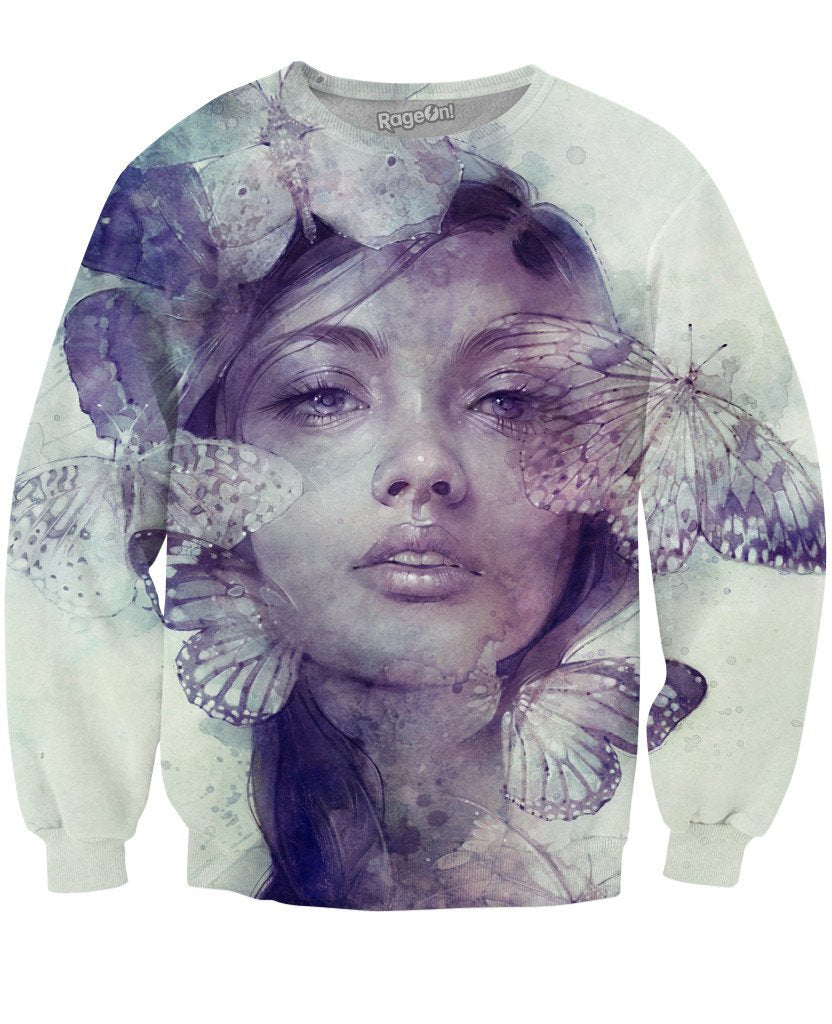 Adorn Sweatshirt-Sweatshirts-LetsRage-X-Small-Multi-Très Fancy